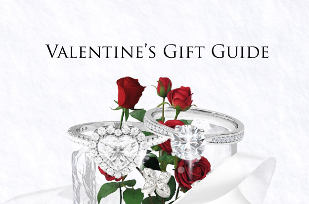 Valentine's Day Diamond jewelry Gift Guide