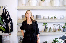 Wedding Flowers: Interview with Nik Southern of Grace & Thorn, an out-of-the-box flower shop