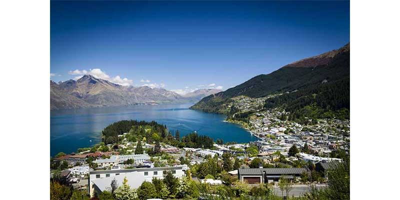 Holiday Destinations - Queenston, New Zealand
