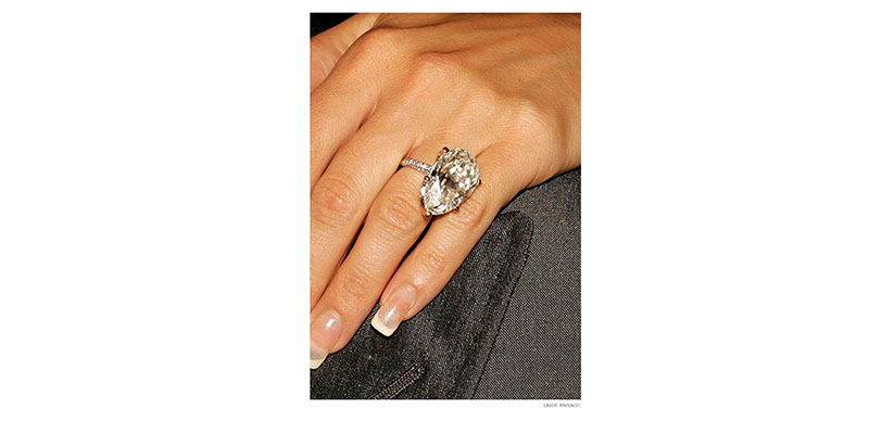 Diamond Ring Pave Setting
