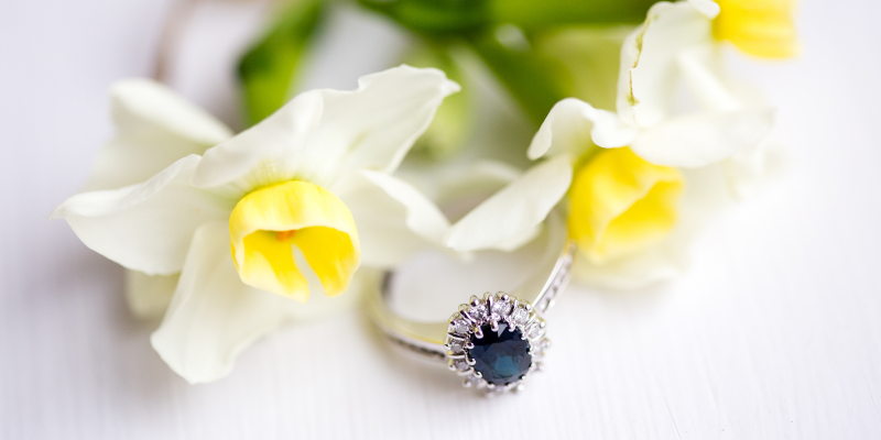 Non Traditional Engagement Rings