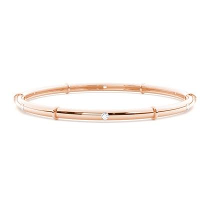 Rose Gold Bangles Bracelets