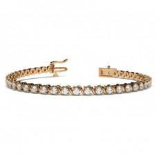 Or Rose Bracelet
