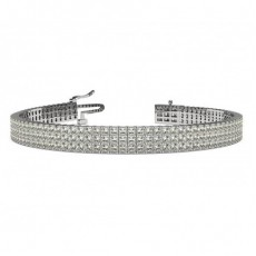 Tennis Diamond Bracelets