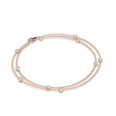 Rose Gold Everyday Bracelets