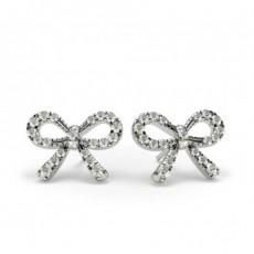Diamant Designer Ohrringe
