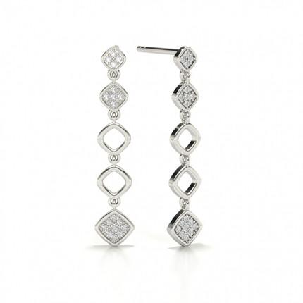 Dangle Designer Stud Earring