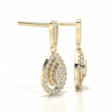 Yellow Gold Diamond Jewelry