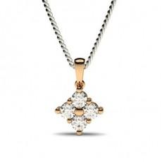 Rose Gold Diamond Jewelry