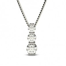 Journey Diamond Pendants