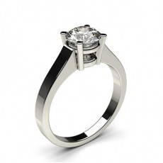 6 Prong Setting Diamond Rings