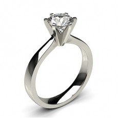 3 Prong Setting Engagement Rings