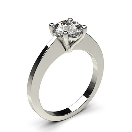1bca31d462134 Thin 4 Prong Solitaire Setting Related Keywords   Suggestions - Thin ...