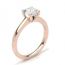 Rose Gold Diamond Rings
