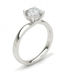 Solitaire Diamond Rings