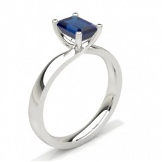 Emerald Gemstone Engagement Rings