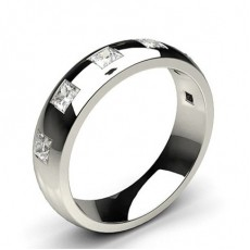 Princess Wedding Bands