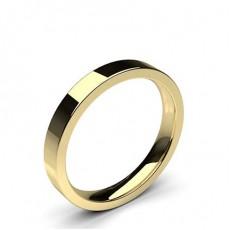 Women Plain Wedding Rings