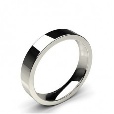 Men Plain Wedding Rings