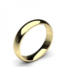 Yellow Gold Wedding Bands