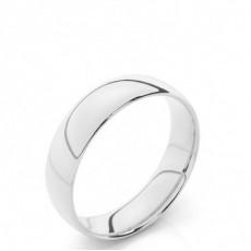 Men Plain Wedding Rings