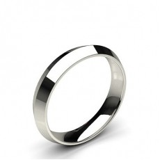 Men: Plain Wedding Bands
