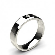 Round Wedding Bands