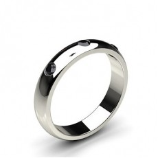 Black Diamond Wedding Bands