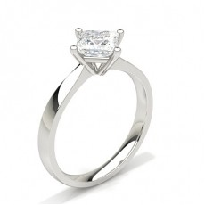 Platinum  Ready to Deliver Diamond Engagement Rings