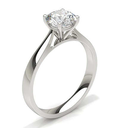 solitaire flawless j diamond ring wg fl ct engagement rings k round