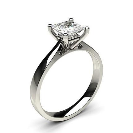 4 G Setting Plain Engagement Ring