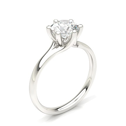 diamonds plain center rings certified your own diamond princess ring cut design engagement