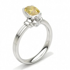 Yellow Diamond Rings