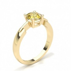 Yellow Gold Yellow Diamond Engagement Engagement Rings