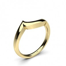 Yellow Gold Women's Wedding Bands
