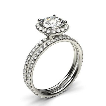 bague diamant cercle