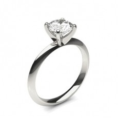 Classic Solitaire Diamond Rings