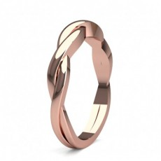 1.80mm Slight Comfort Fit Plain Wedding Band