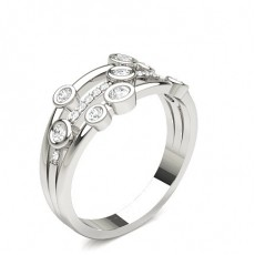 Statement Diamond Rings