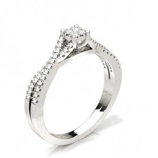 Illusion Bague Diamant