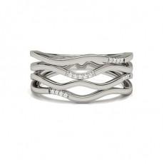 Statement Diamond Rings