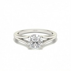 Prong Setting Engagement Ring