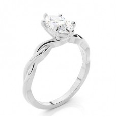 Marquise Classic Solitaire Engagement Rings