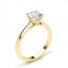 Yellow Gold Engagement Rings