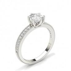 Cushion Engagement Rings