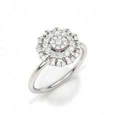 White Gold Diamond Rings