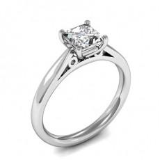 Princess Cut Diamond Rings