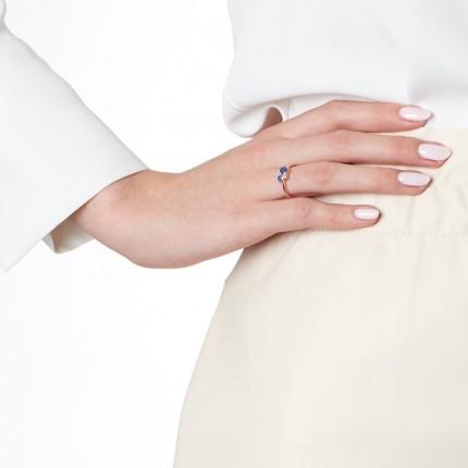 Sacet Orbis Lapis Fine Ring