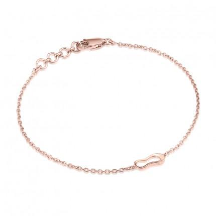Sacet Marque Aureole Chain Bracelet